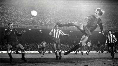 Johan Cruyff - The Total Footballer