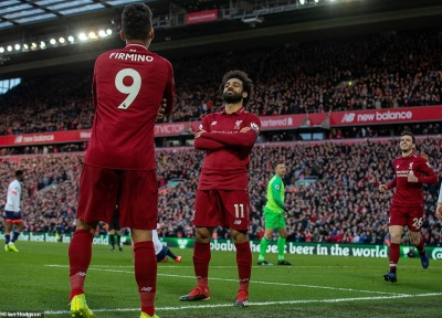 Liverpool v Bournemouth - A Liverpool Perspective