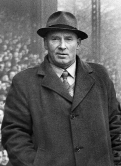 Former Liverpool Managers Part 6 George Kay Laying The Foundations
