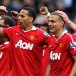 Football Comparisons 6 - Rio v Vidic