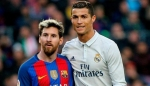 Football Comparisons 3 - Cristiano Ronaldo v Lionel Messi