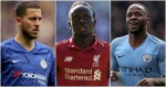 Football Comparisons 9 - Mane v Hazard v Sterling