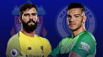 Football Comparisons 5 - Alisson v Ederson