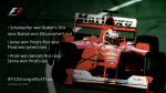 And Finally... Formula 1