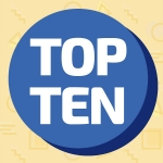 Top 10 - British Attacking Midfielders
