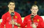 Football Comparisons 7 - Rooney v Ronaldo