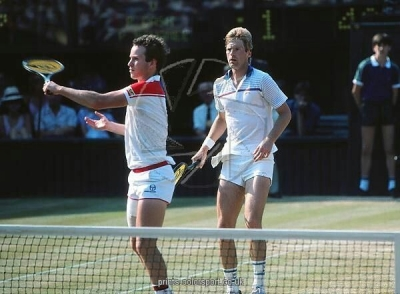 Great Teams Part 5 The Big Goon & Superbrat: Fleming & McEnroe